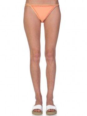 Patrizia Pepe Orange Bikini Bottoms