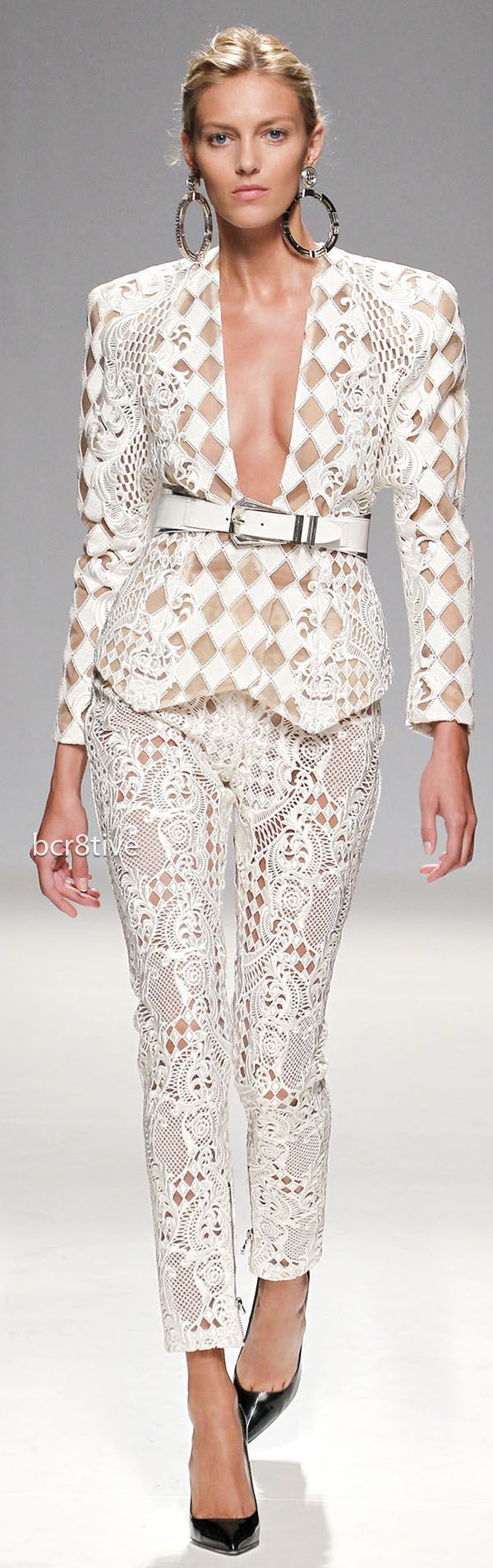 Balmain Spring Summer 2013 Ready to Wear | The House of Beccaria