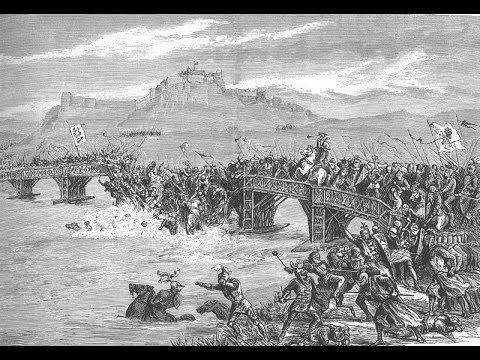 Battle Of Stirling Bridge-Part 1 - YouTube