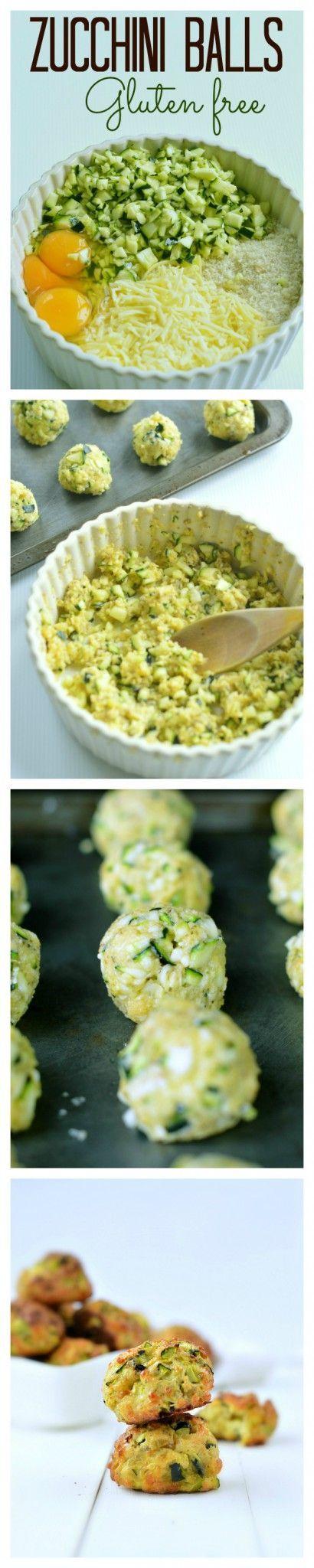Zucchini balls| Zucchini recipes healthy clean eating appetizers | clean eating zucchini recipes