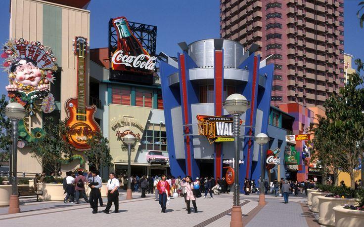 No. 31 Universal Studios Japan, Osaka, Japan