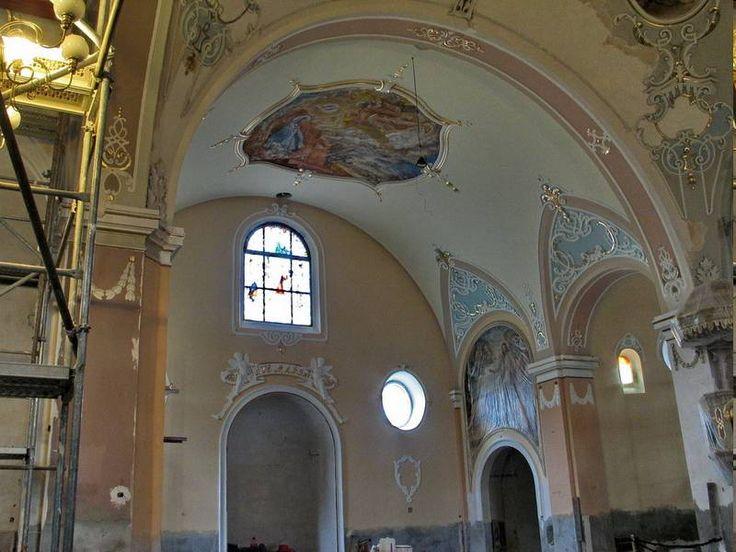 [TYCHY] od A do Z - Barokowy, XVIII wieczny kościół św. Marii Magdaleny - SkyscraperCity