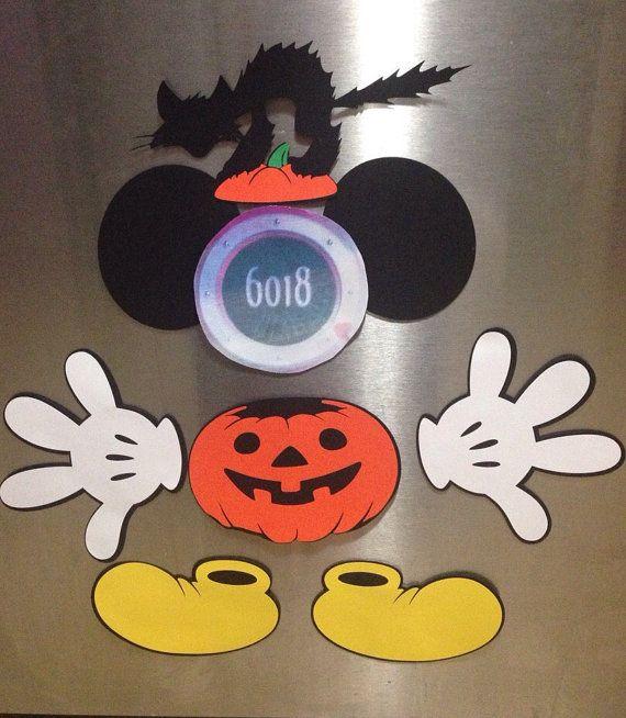Decorating Ideas > 17 Best Ideas About Mickey Mouse Halloween On Pinterest  ~ 015650_Halloween Door Magnets
