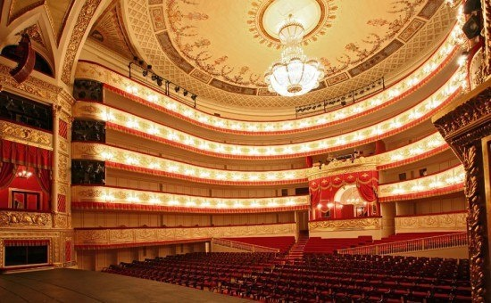 The Alexandrinsky Theatre
