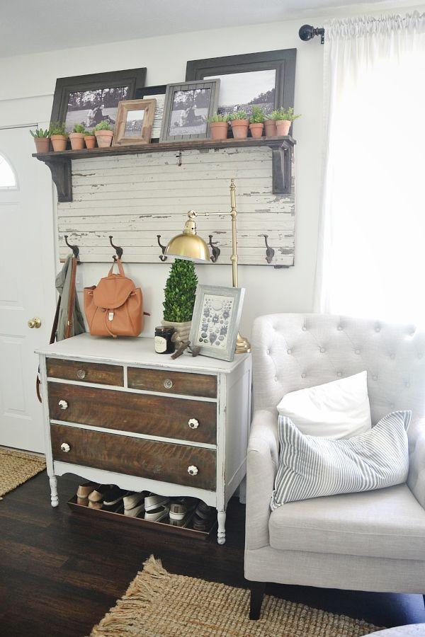 New Entryway Dresser