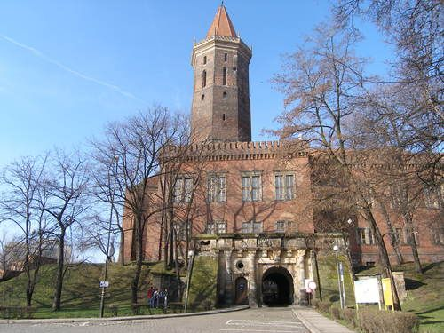 Castle - Zamek Legnica, Poland