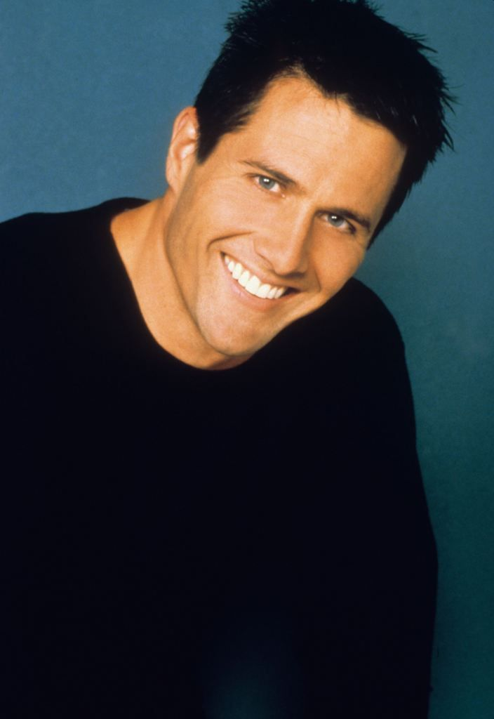 Grant Show Melrose Place   Melrose Place TV series (1992) starring Thomas Calabro, Andrew Shue ...