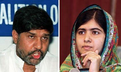 【ノーベル賞Le prix Nobel 2014】【平和賞le prix Nobel de la paix】【Malala Yousafzai】【Kailash Satyarthi】14年ノーベル平和賞はマララさんら2人