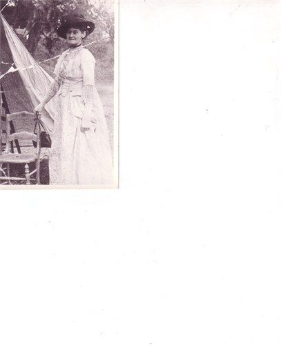 Jane Rankin (nee Kent at Govt House)