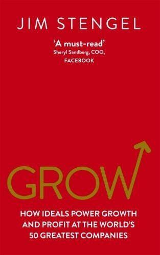 Grow [Paperback] [Jan 12, 2012] Jim Stengel]