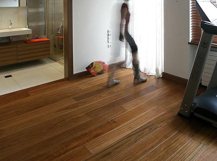 Lovely Given The Name ERIDANOS Teak Flooring. #interSCALA #