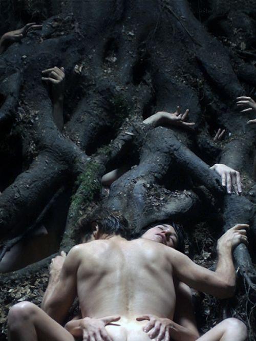 Antichrist directed by Lars von Trier