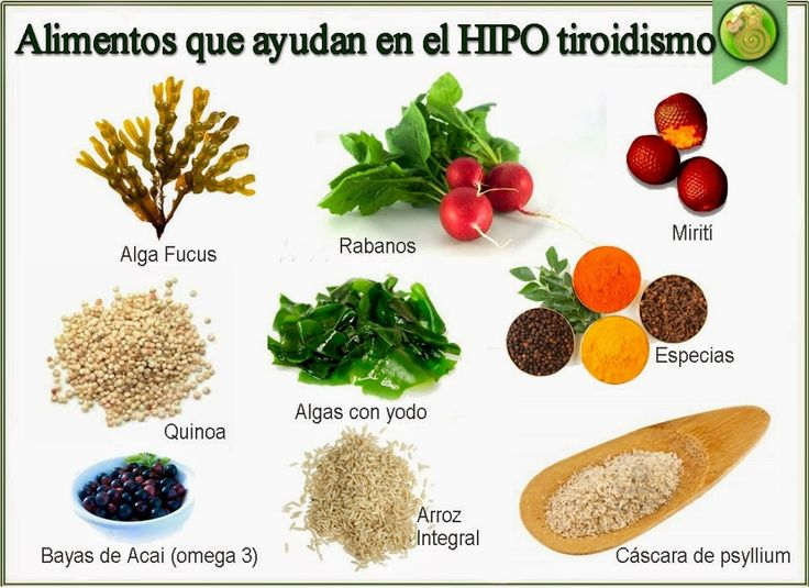 TU SALUD: El tratamiento natural del hipotiroidismo