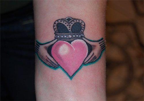 Irish Friendship Symbol Tattoos