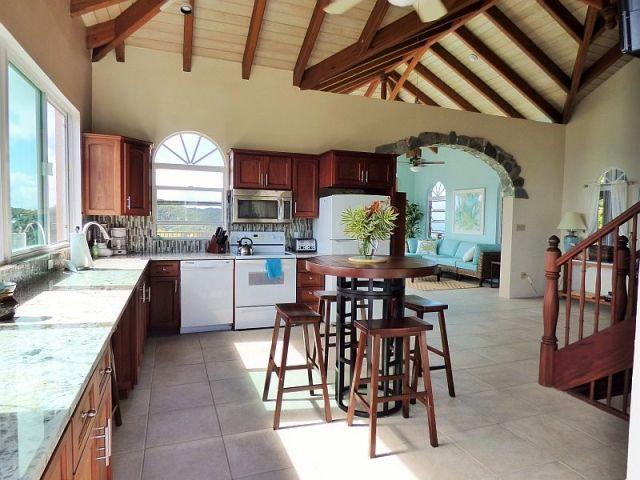 SEAclusion Villa   St. John US Virgin Islands Vacation Rental   Click For  Details.