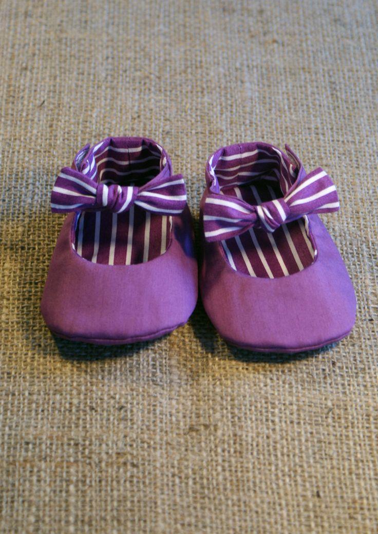 Tuxe Baby Shoes PDF Pattern Newborn to 18 by littleshoespattern. $4.50 USD, via Etsy.