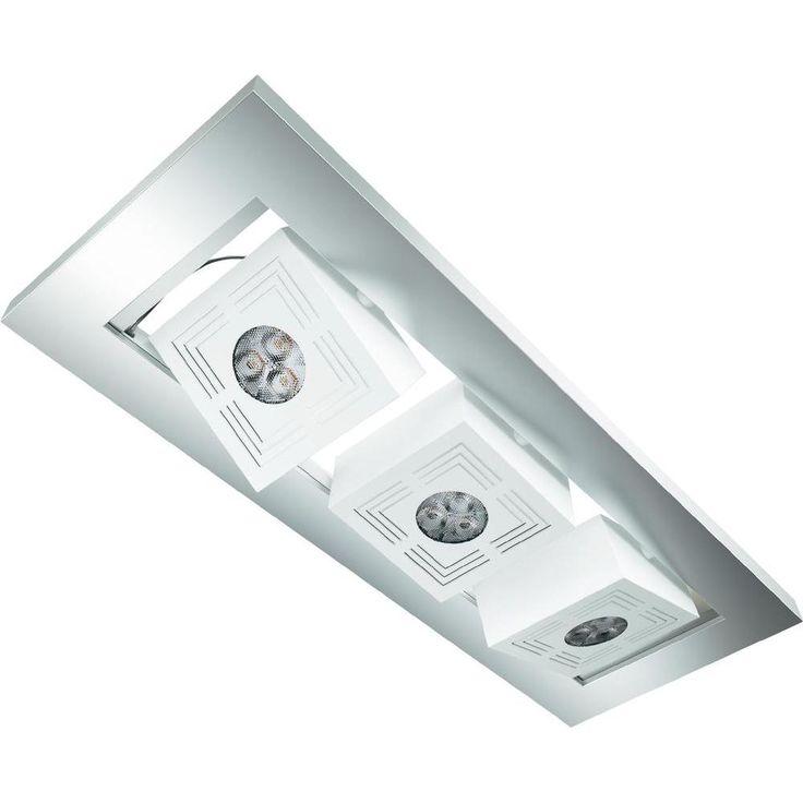 Lampa sufitowa LED Osram 4008321989307, 13,5W, 495 lm, 3000K, - Lampy sufitowe LED