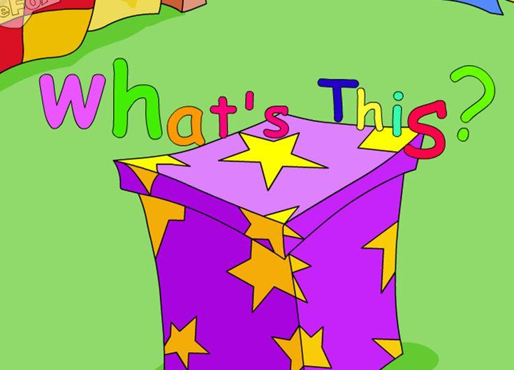 What´s this ? Co je to ? :: Výuka matematiky a angličtiny