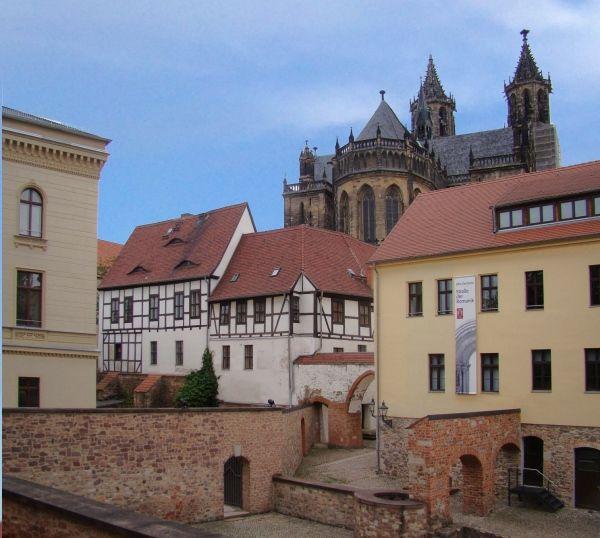 magdeburg dom | Magdeburger Dom ein gotischer Kathedralbau