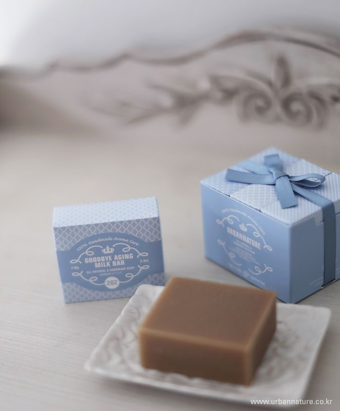 urbannature handmade aroma soap-set ver. 어반네이쳐 핸드메이드 아로마 비누 세트