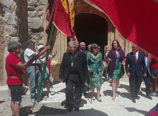 V Centenario de la iglesia de Requena
