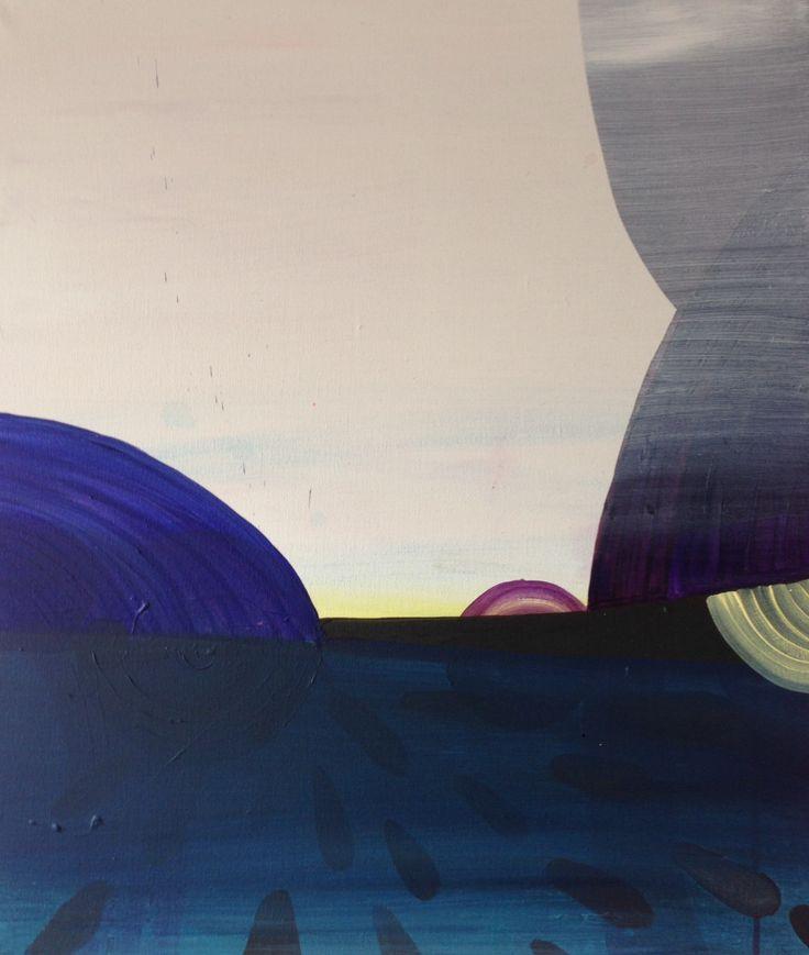 Akyll on canvas - 2014