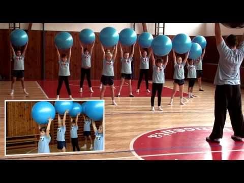 Video: Cviky pre deti na zdravú chrbticu! - Najmama.sk
