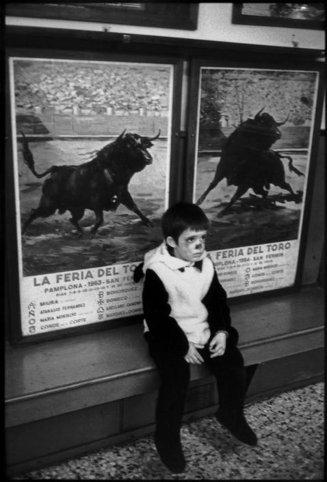 Henri Cartier-Bresson, San Sebastian, Spain, 1994