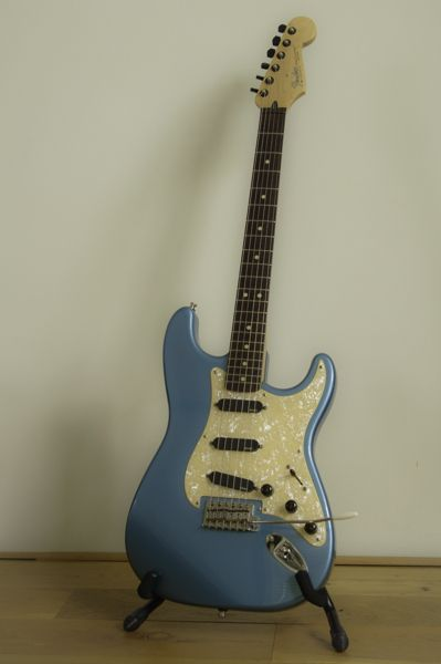 Fender strat mexican