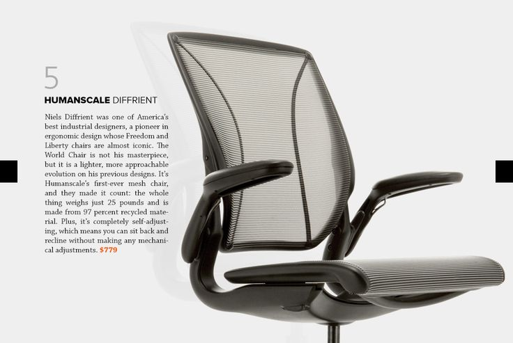 Best 25 Best Ergonomic fice Chair ideas on Pinterest