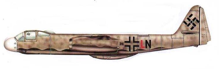 Arado Ar 234P-5