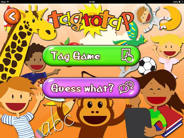 Tag to Tap design games