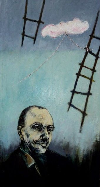 Report on Nikos Kazantzakis - Art Exhibition in the Museum of Contemporary Art of Crete, in Rethymnon, with the works of thirty Cretan artists.
