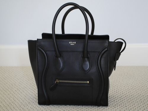 Celine Luggage Tote...so damn amazeballs.