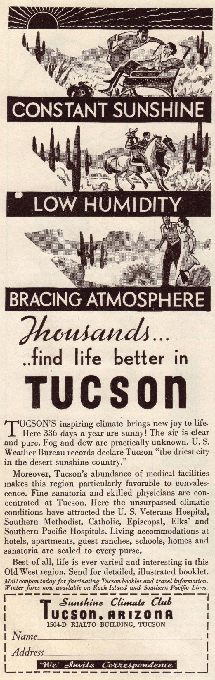 1935 Tucson