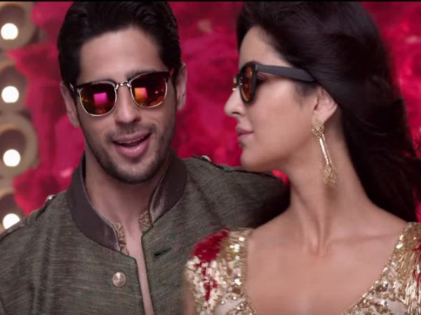 Sidharth Malhotra and Katrina Kaif's 'Kala Chashma' from the movie 'Baar Baar…