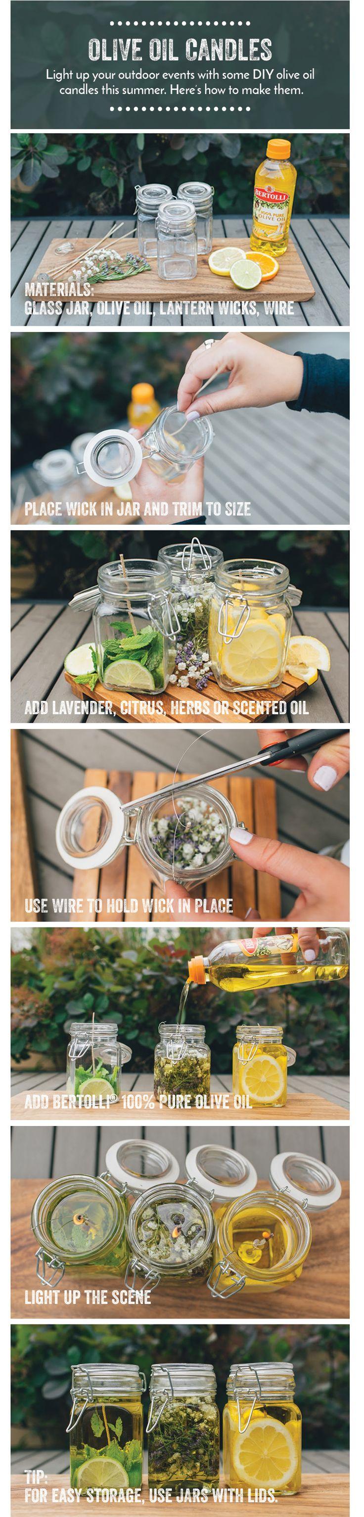 Best 25+ Oil light ideas on Pinterest | Citronella oil, DIY candle ...