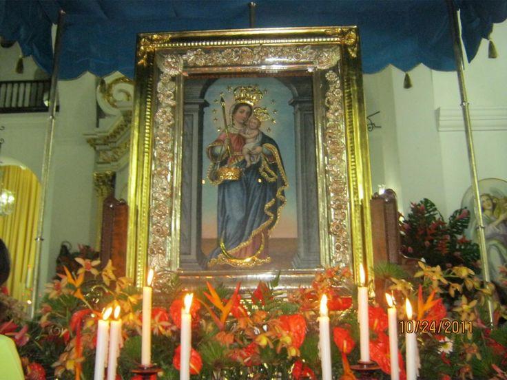 Virgen de la Candelaria ( Medellín )