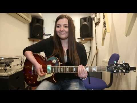 Slash Apocalyptic Love Guitar Cover By Bethany