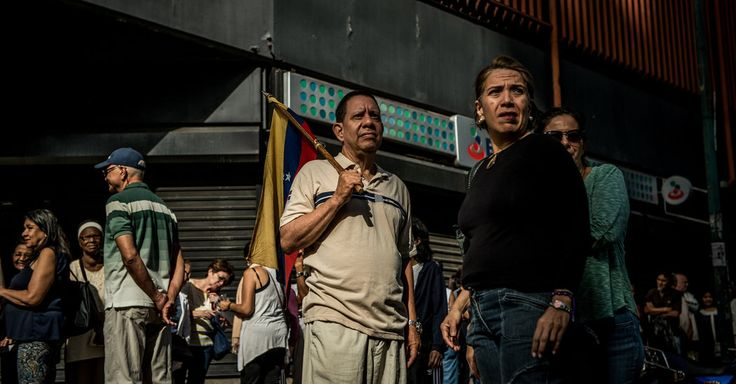 #MONSTASQUADD As Venezuela Prepares to Vote, Some Fear an End to Democracy