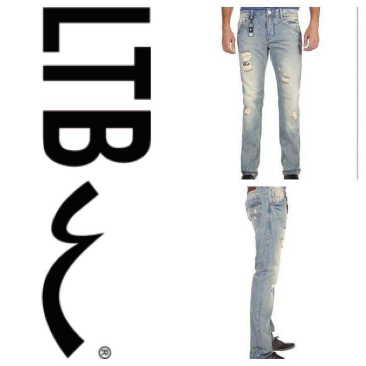 Ltb un Jean para hombre de suprema cálida  ya disponible toda su nueva colección en nuestra tienda