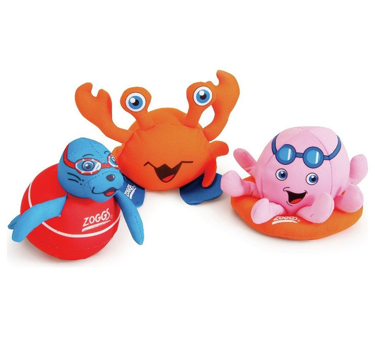 Buy Zoggs Zoggy Soakers at Argos.co.uk, visit Argos.co.uk to shop online for Swimming equipment, Swimming, Sports, Sports and leisure