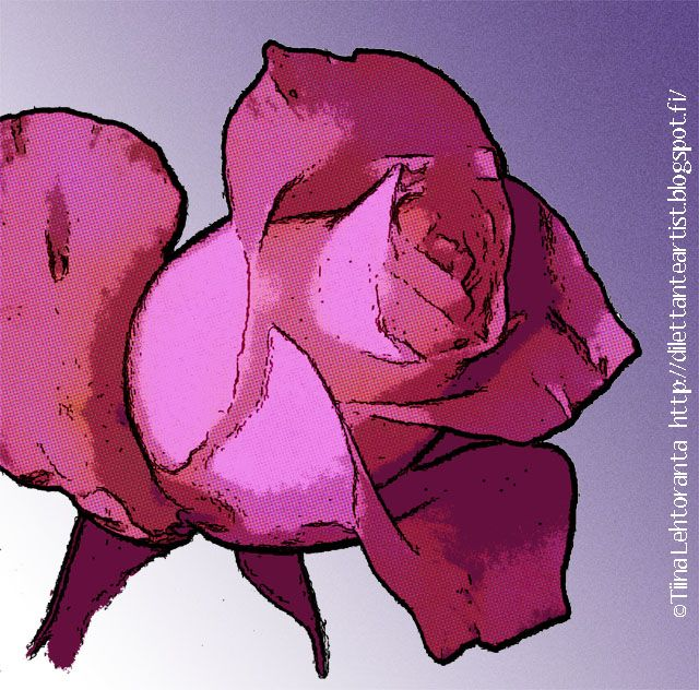 dilettante artist: A Rose by Any Name...