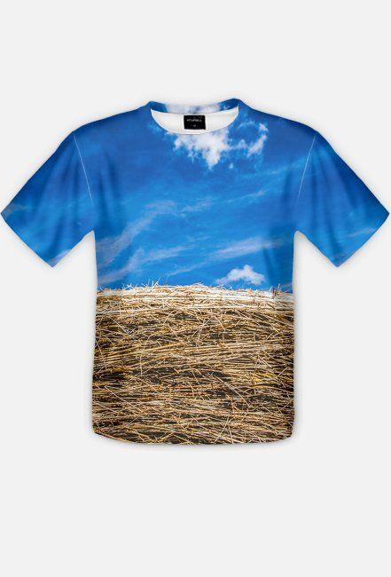 Koszulka z kawałkiem nieba (męska)