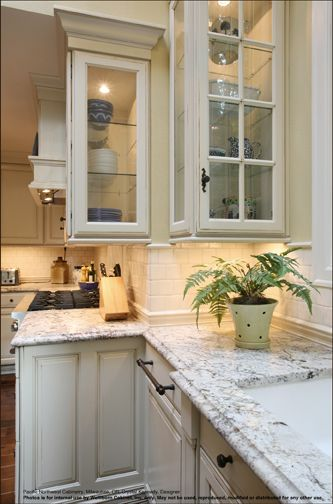 Beau Kitchen, Bath And Closet Cabinetry By Wellborn Cabinet, Inc.