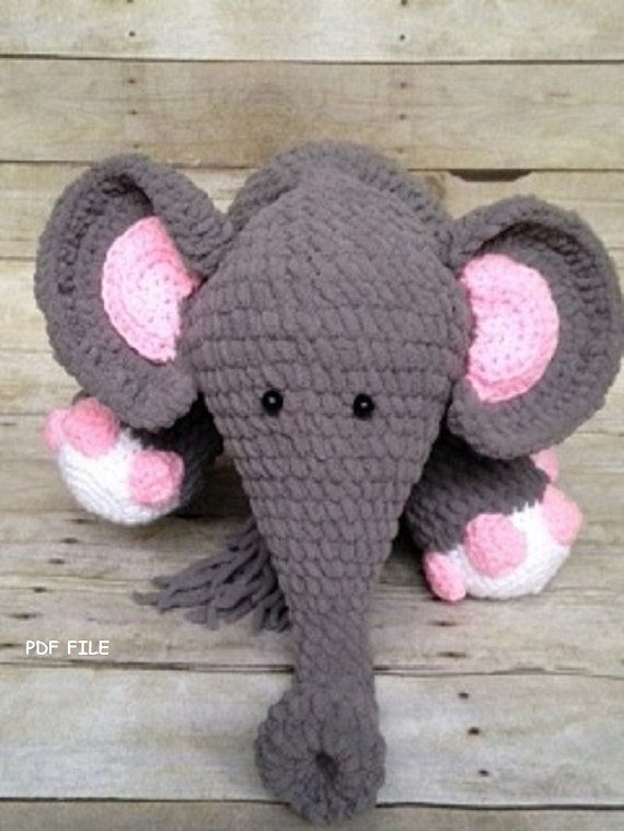 This Listing Is A Pdf Pattern Only For Crochet Stuffed