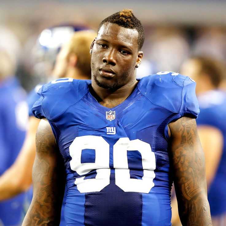 Deadline passes without long-term deal for Giants' Jason Pierre-Paul