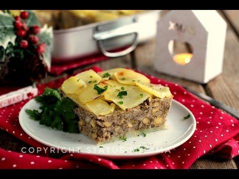 Polpettone vegetariano senza carne di legumi e patate1