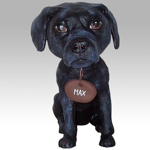 pug | Custom Pet Bobble Head