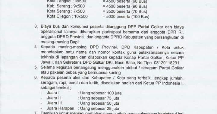 """Partai Dan Perusahaan Pendukung Ahok """"Paksa"""" Anggotanya Hadiri Aksi Tandingan Dengan Iming-Iming Hadiah Puluhan Juta Rupiah"""
